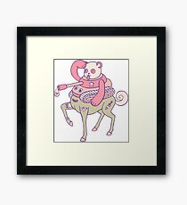 HorseTank Framed Print