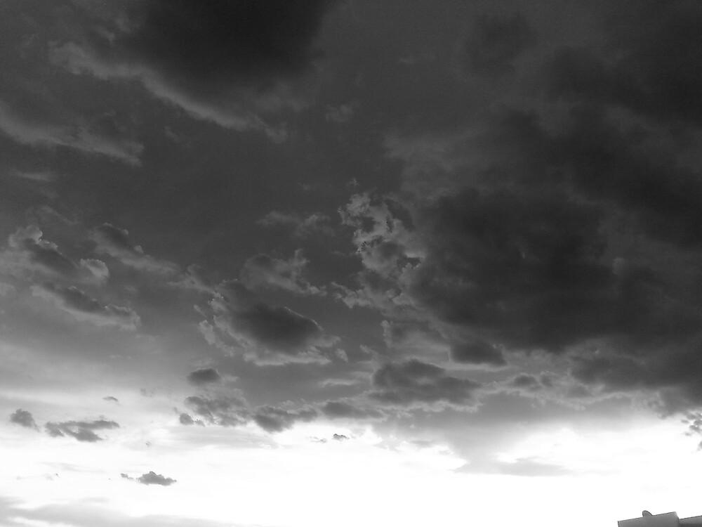 Deep & Dark Clouds by exceeder