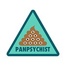 Panpsychist by Pete Mandik