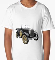 Vintage Car Long T-Shirt