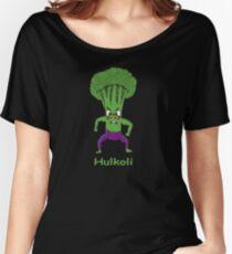 Hulkoli Women's Relaxed Fit T-Shirt