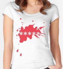 Futaba Sakura Persona 5 Women's Fitted Scoop T-Shirt