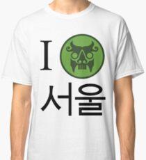 i <3 Seoul   Classic T-Shirt