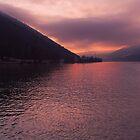 Sunrise on the Danube by Yukondick