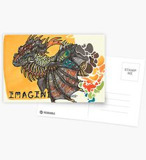 Imagine Postcards