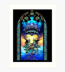 Kingdom Hearts - What else? Art Print