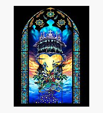 Lámina fotográfica Kingdom Hearts - ¿Qué más?