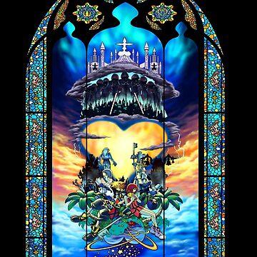 Kingdom Hearts - ¿Qué más? de Unsigned