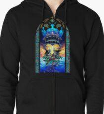 Kingdom Hearts - What else? Zipped Hoodie