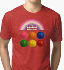 The Amazing World of Gumballs Tri-blend T-Shirt