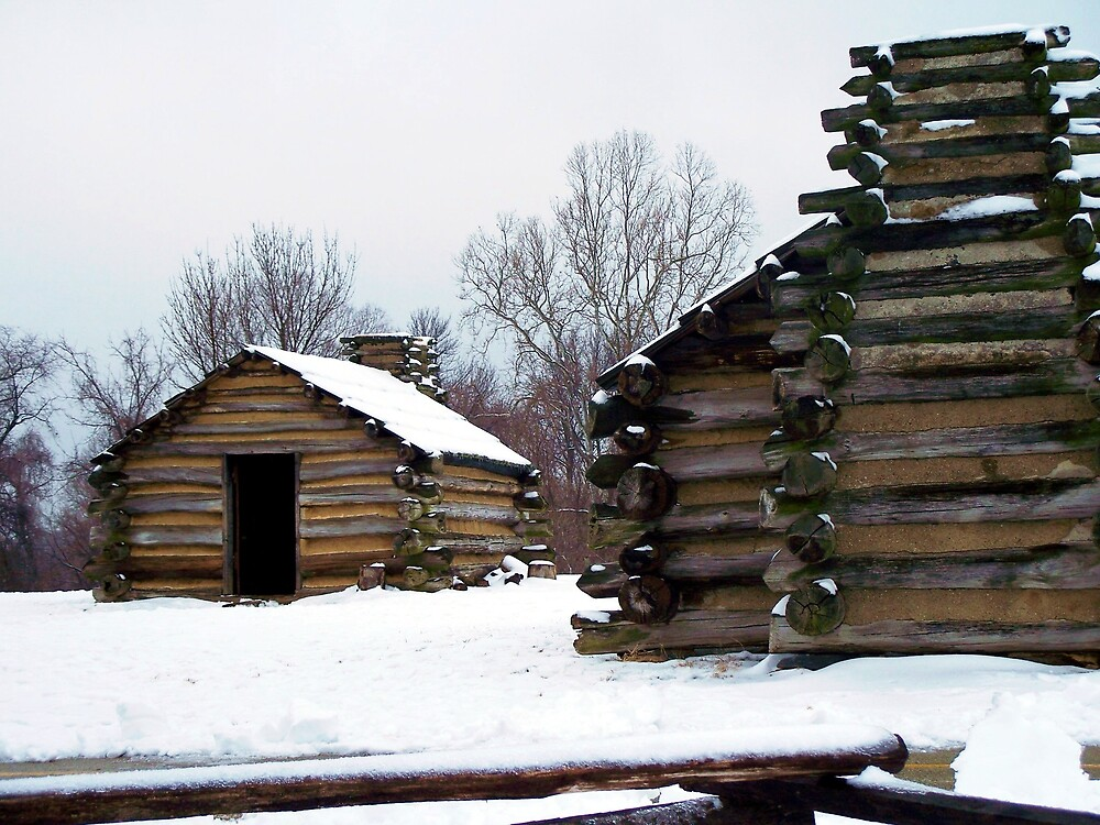 Soldier Huts by Judi Taylor
