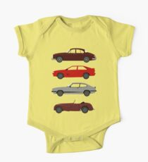 The Car's The Star: UK Detectives Kids Clothes