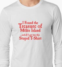 The treasure of monkey island T-Shirt