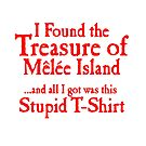 The treasure of monkey island by duub qnnp