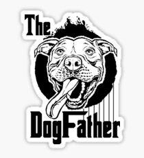 The Dogfather Sticker