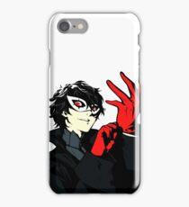 Akira Kurusu final blow iPhone Case/Skin