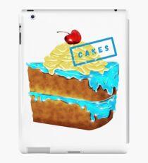 Cakes! iPad Case/Skin
