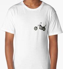 Cruiser Motorbike Long T-Shirt
