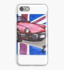 God Save The Queen, Leave The Triumphs To Me iPhone Case/Skin