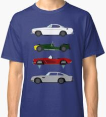 The Car's The Star: Spies Classic T-Shirt