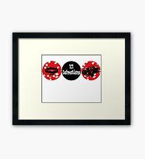 101 Dalmatians (logo) Framed Print