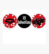 101 Dalmatians (logo) Photographic Print