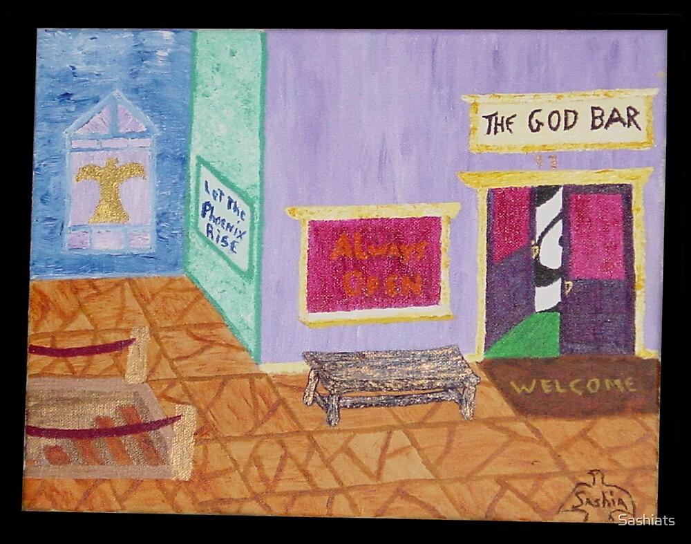 The God Bar by Sashiats