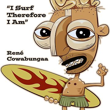 I Surf by Ruffmouse