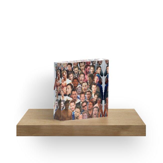 Chris Pratt Paparazzi von FieldsDesigns