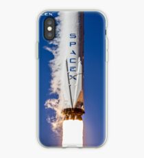 SpaceX Falcon 9 Liftoff iPhone Case