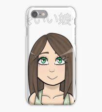 Good Girl   Anime / Chibi   Japanese iPhone Case/Skin