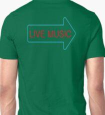 Live Music - Neon T-Shirt