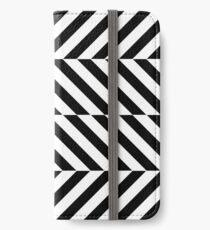Stripe Illusion iPhone Wallet/Case/Skin