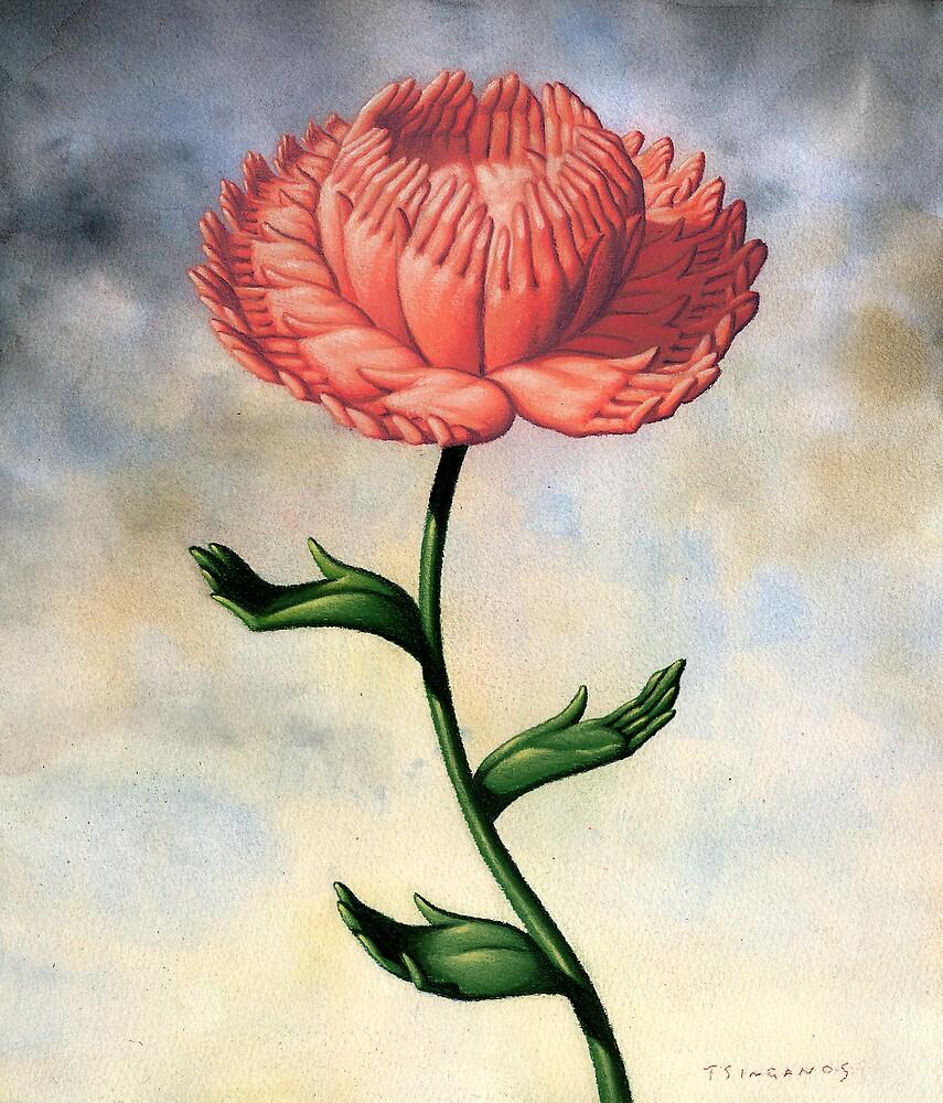 flowerhand by jimondo