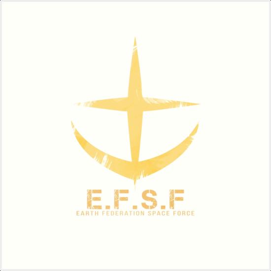"Mobile Suit Gundam: EFSF"" Art ..."