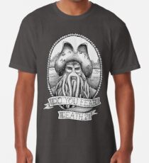Are you afraid of death? Long T-Shirt