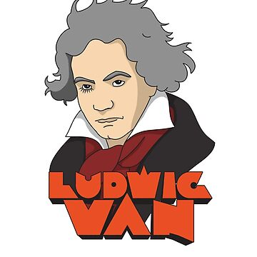 The Old Ludwig Van by mrkyleyeomans