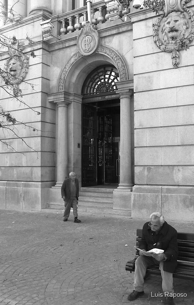 Banco de Portugal by Luis Raposo