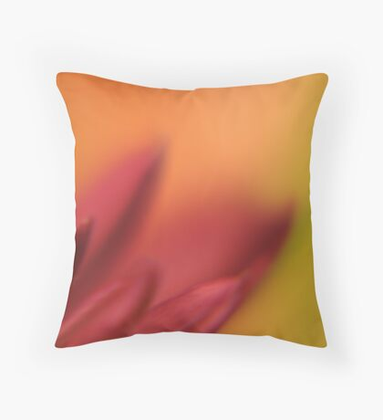 Reach Out  In Abstract Throw Pillow