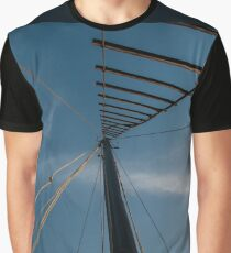 Sail...till the world ends Graphic T-Shirt