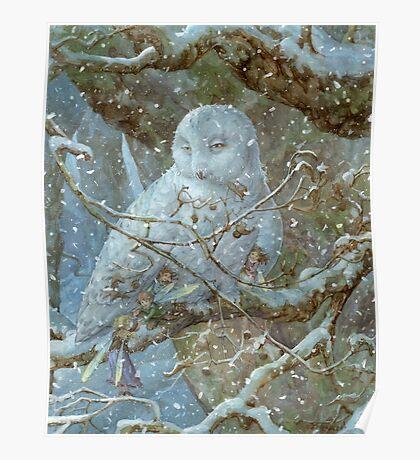 Winter Refuge Poster