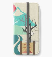 Lynch Playground iPhone Wallet/Case/Skin