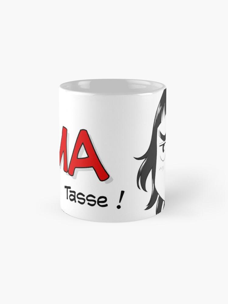 Mug ''8-OPTIONS.COM - FR - MA TASSE - BLANC - 10 $ pour auteurs': autre vue