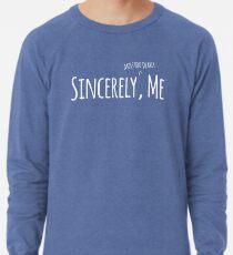 Mit freundlichen Grüßen, ich - Dear Evan Hansen Leichtes Sweatshirt