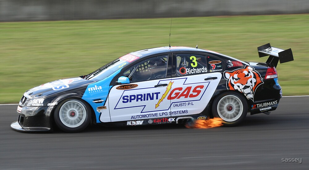 jason richards fast flames by sassey