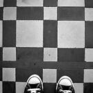 Checkers by Vee T