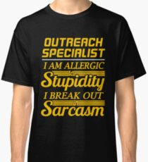 OUTREACH SPECIALIST Classic T-Shirt