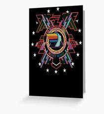 Hawkwind - In Search of Space Greeting Card