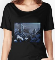 Battle of Eagle's Peak Women's Relaxed Fit T-Shirt