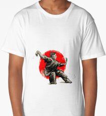 wushu martial arts Long T-Shirt